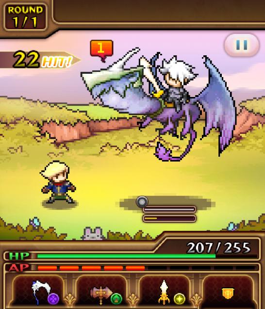 【騎士ドラ】【レア】竜騎士バトル
